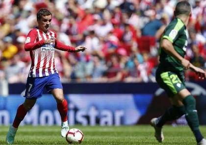 فيديو ..أتلتيكو مدريد يفلت من الهزيمة أمام إيبار بهدف قاتل