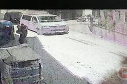قوات خاصة تعتقل شابا من امام مستشفى الرازي بجنين