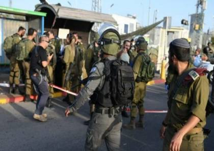 قناة إسرائيلية تكشف تفاصيل عملية إطلاق النار على حاجز زعترة