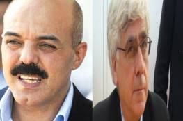 """صحفي اسرائيلي: """"سري نسيبة"""" و """"سمير المشهراوي """" على رأس قائمة التيار الاصلاحي"""