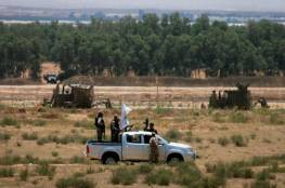 غزة: الاحتلال يستهدف نقطة رصد للمقاومة