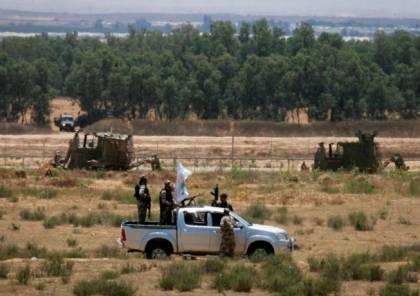 المقاومة تطلق النار على طائرة تصوير إسرائيلية حلقت فوق نقطة للرصد وتجبرها على التراجع