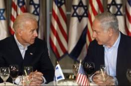 موقع اسرائيلي يكشف: هذا ما تريده تل أبيب من جو بايدن بشأن الاتفاق النووي الايراني..