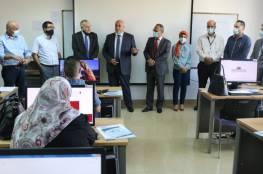 أبو جيش: النظام المحوسب الجديد في وزارة العمل يساهم بتعزيز إجراءات النزاهة