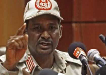 السودان: احباط محاولة تمرد وحميدتي يتهم مدير جهاز الأمن والمخابرات السابق بتدبيره