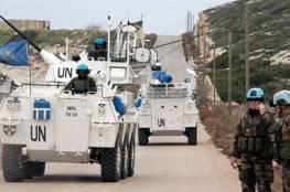 """بدعم أمريكي..إسرائيل تطالب بإصلاحات جذرية في قوات الأمم المتحدة بلبنان """"اليونيفيل"""""""