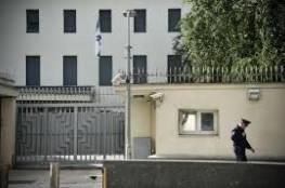 """اشتباه بحدث امني قرب سفارة """"اسرائيل"""" في باريس"""