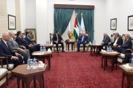 تلفزيون اسرائيلي يزعم: الرئيس عباس حمل الوفد المصري رسالة لحماس تتعلق بالمصالحة!