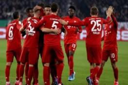 بايرن ميونخ يتعثر بالتعادل مع مونشنجلادباخ في مباراة مثيرة
