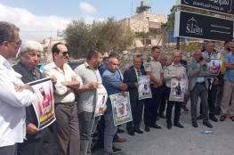 بيت لحم: اعتصام تضامني مع الأسرى في سجون الاحتلال