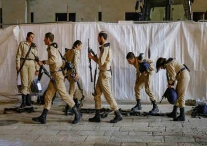 أكثر من ألف جندي إسرائيلي في الحجر الصحي