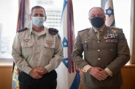 كوخافي يناقش مع قائد اليونيفيل الوضع الأمني مع لبنان