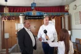 منصور عباس يزور رئيس بلدية اللد ويثير غضب فلسطينيي الداخل المحتل