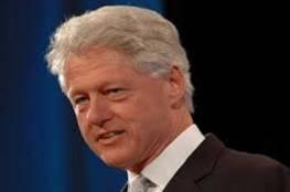 بيل كلينتون : ضعف السلطة امام اسرائيل سبب تعطل عملية السلام