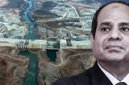 السيسي يصدر قرارا للحفاظ على المياه المصرية.. وتجهيز السد العالي تحسبا لانهيار سد النهضة