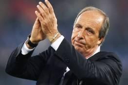 رسميا .. اقالة فينتورا من تدريب المنتخب الايطالي