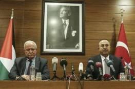 وزير الخارجية التركي يسافر مع المالكي الى نيويورك لحشد الدعم و حضور التصويت