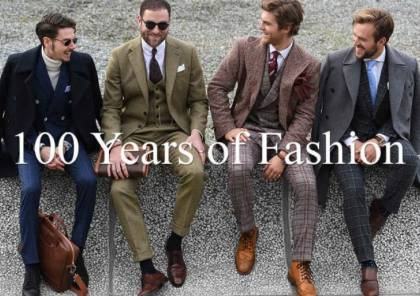 كيف تغير ستايل الرجال تماماً خلال 10 سنوات؟