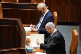 إسرائيل متجهة للانتخابات.. الكنيست يصوّت بالقراءة التمهيدية على حل نفسه