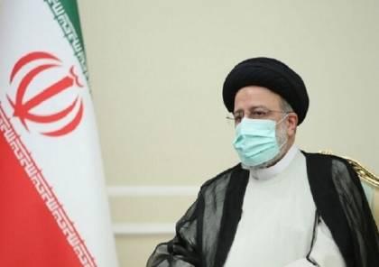 الرئيس الإيراني: نأمل في تنمية العلاقات الثنائية مع الإمارات