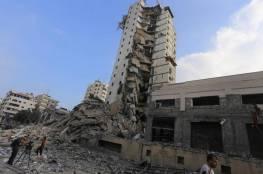 """""""الأشغال"""" توضح بشأن استخدامها حديد تسليح """"مستخدم"""" بأحد مباني المجمع الإيطالي في غزة"""