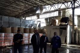 الاقتصاد بغزة تحصر خسائر المنشآت المتضررة من القصف الأخير