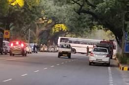التفجير قرب سفارة اسرائيل في نيودلهي: رسالة في المكان تشير إلى سليماني وفخري زادة