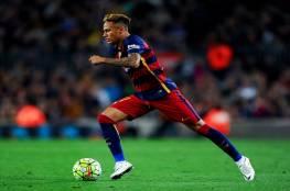 نيمار على بعد خطوة من رقم مميز مع برشلونة