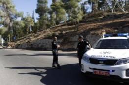 شرطة الاحتلال تعتدي على سائق مركبة شرق قلقيلية