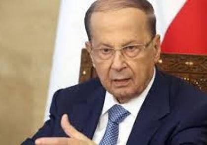 الرئاسة اللبنانية تصدر بيانا بعد أنباء عن وفاة الرئيس ميشال عون