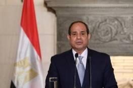 السيسي يبعث رسالة للرئيس عباس عبر رئيس المخابرات المصري.. اليك تفاصيلها