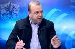 القواسمي ينفي ادلاءه باي تصريح حول الشهيد باسل الاعرج