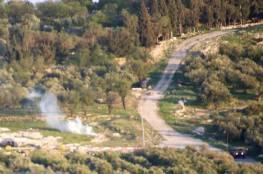 إصابات بالاختناق خلال مواجهات مع الاحتلال في بلدة تقوع