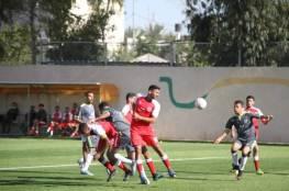 3 مباريات في بطولة دوري الدرجة الأولى بغزة
