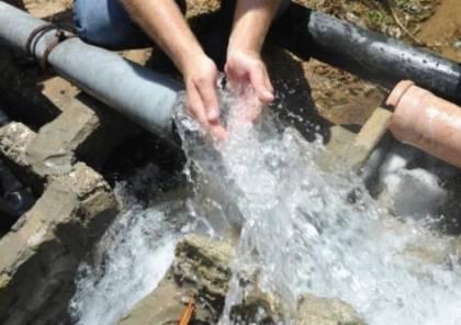 محنة الحصول على مياه تتضاعف في الضفة الغربية بسبب كورونا وإسرائيل