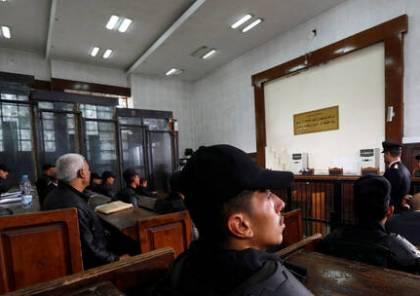 مصر: سفاح الجيزة  يظهر لأول مرة خلال محاكمته ويتسبب في انفعال قاضي المحكمة (فيديو)