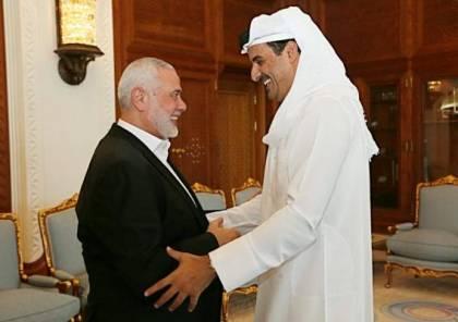 اسماعيل هنية يعقب على قرار أمير قطر بتقديم دعم مالي لغزة بقيمة 360 مليون دولار