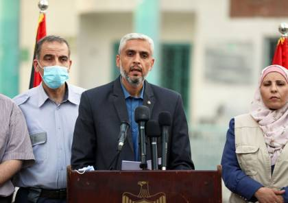 الإعلام الحكومي: الشروع بتشكيل مجلس وطني لإعادة إعمار غزة
