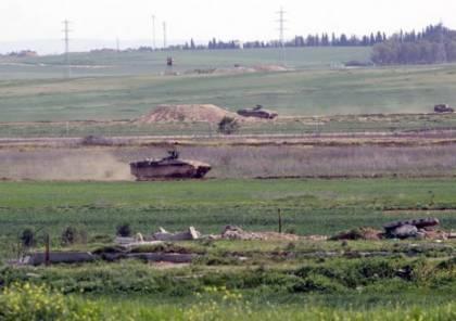 تجنبا للكورنيت... جيش الاحتلال ينهي بناء الساتر الترابي شمال قطاع غزة