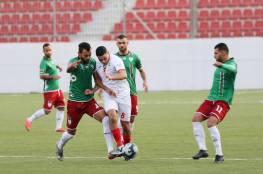 الاتحاد الفلسطيني يحدد موعد مباريات الأسبوعين القادمين
