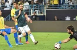 الفيفا يكسر صمته بشأن فوضى مباراة البرازيل والأرجنتين