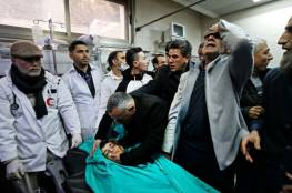 """الرئيس يؤكد لعائلة شهيد الخليل """"الحداد"""" دفاع الشعب الفلسطيني عن أرضه"""