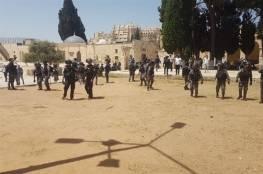المشتركة: ما يجري في القدس نتيجة حتمية مباشرة لسياسات الاحتلال