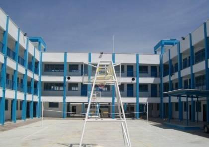 القبض على 3 أشخاص سرقوا مدرسة تابعة للأونروا وسط قطاع غزة