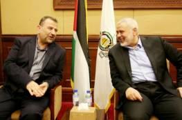 محدث.. مصادر: حماس تجدد انتخاب هنية رئيسًا لها والعاروري نائباً للرئيس لدورة جديدة