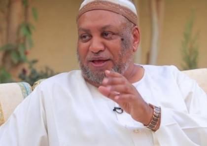حقيقة وفاة الشيخ عصام البشير نائب رئيس الاتحاد العالمي لعلماء المسلمين