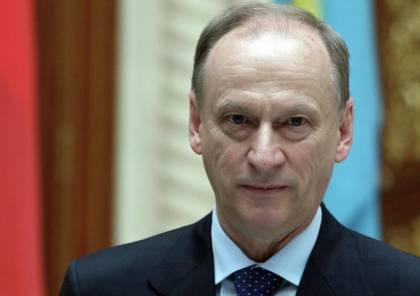 بتروشيف: نولي اهتماما خاصا لأمن إسرائيل