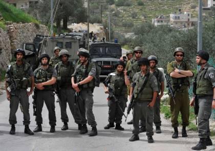 سلطات الاحتلال تعيد فتح طريق راس كركر_دير بزيع بعد اغلاق شهرين