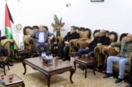 تفاصيل الاجتماع بين حركتي حماس والجبهة الشعبية في غزة