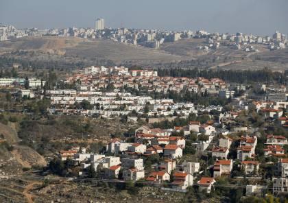 تقرير الاستيطان: شق طرق استيطانية جديد ووتيرة أعلى من البناء في المستوطنات